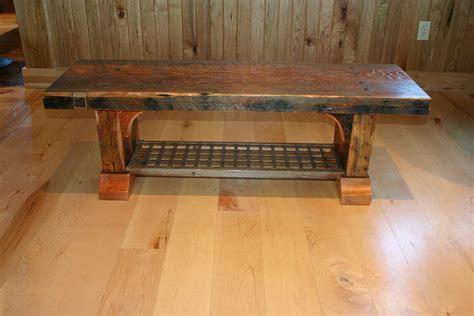 custom wood bench maker custom  benches  seats