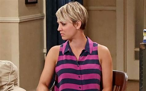 big bang theory why penny cut her hair big bang theory star kaley cuoco explains why she