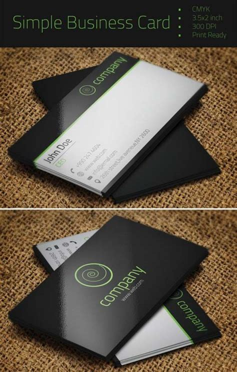 3 5x2 business card template psd creativemarket psd templates 187 page 57