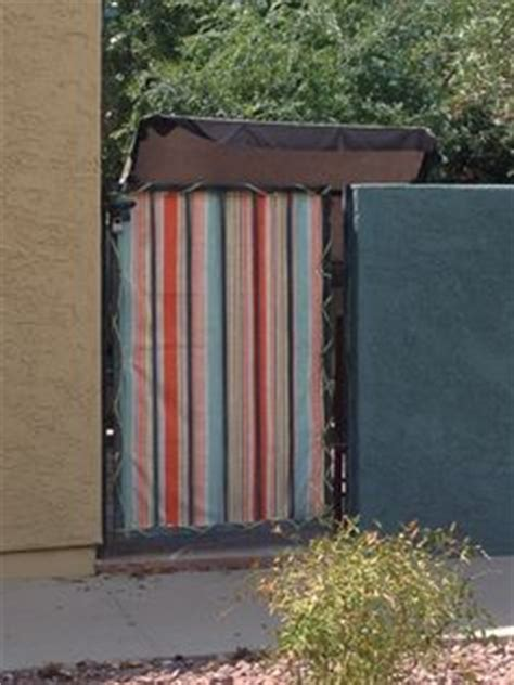 1000 images about decorative outdoor gate cover up on