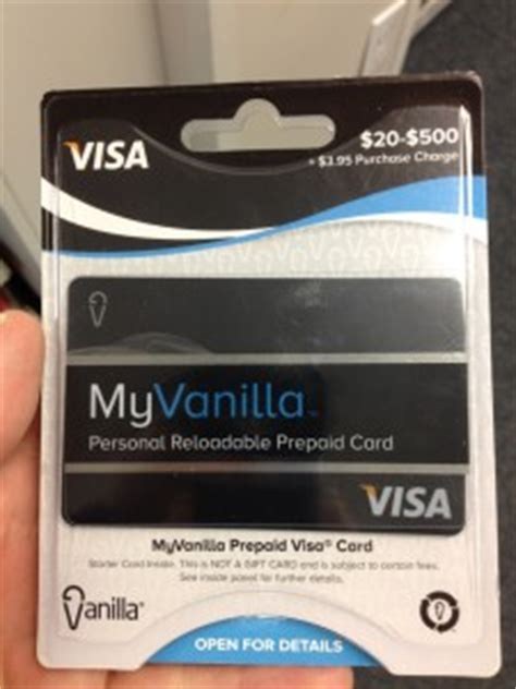 Alternative Vanilla Reload Chasing an alternative to the elusive vanilla reload card