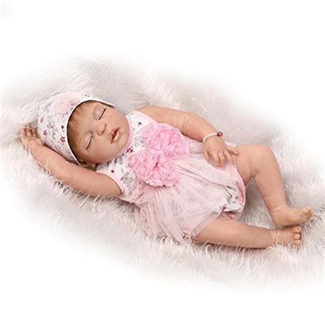 anatomically correct reborn dolls for sale 23 quot silicone sleep baby anatomically