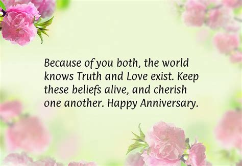 Wedding Anniversary Quote For N by Happy Anniversary Messages Dr