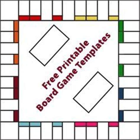 printable game templates for teachers free printable board game templates great for teachers