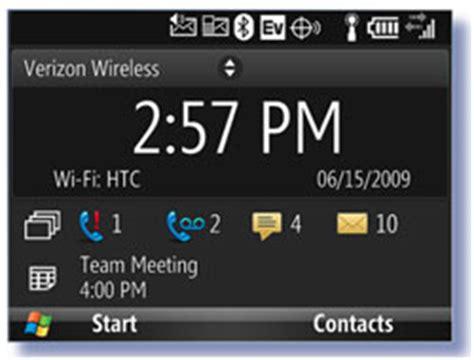 your phone htc xv6175 windows verizon wireless