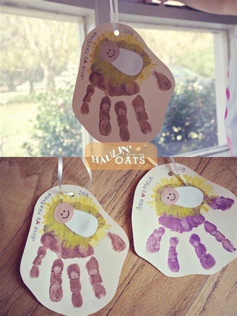 christmas kids crafts handprint art holiday christmas