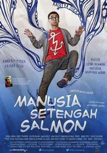film petualangan komedi film raditya dika manusia setengah salmon sukses pikat