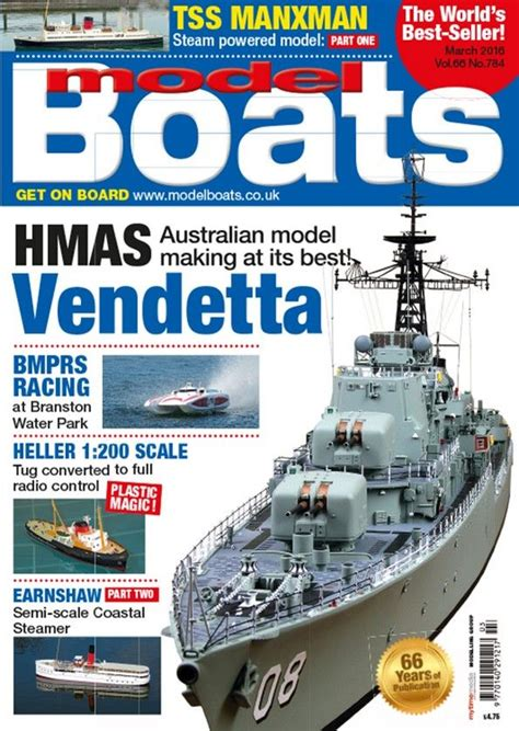 model boats uk magazine model boats march 2016 magazine covers and contents