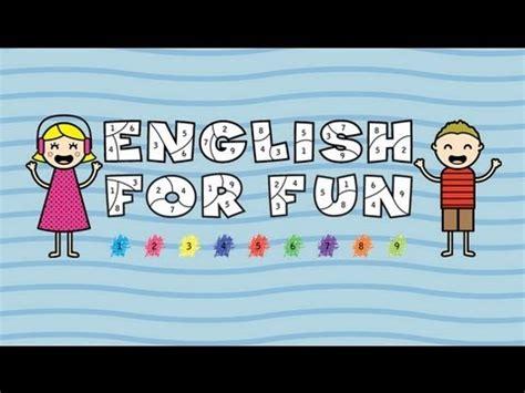imagenes de english is fun english for fun 191 qui 233 n dijo que aprender ingl 233 s no es