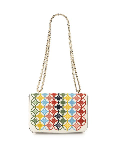 Embroidered Bag burch robinson embroidered bag in multicolor new