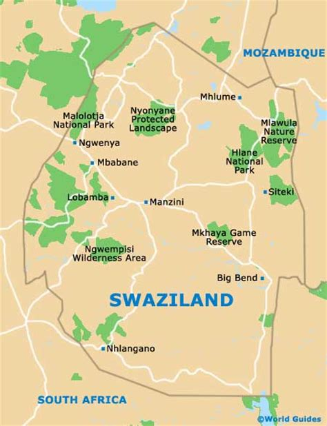 swaziland map swaziland events and festivals in 2014 2015 swaziland southern africa