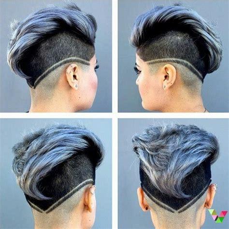 unique hair styles on pinterest 23 pins die 25 besten ideen zu kurz asymmetrische schnitt auf