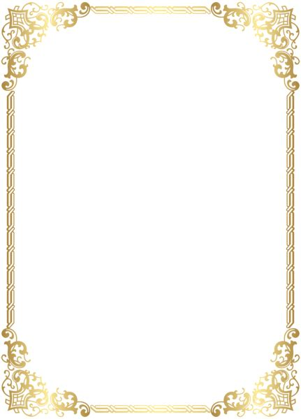 free s day photo card templates crown png gold border frame transparent clip image border