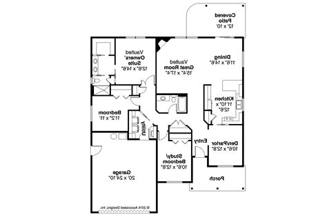 ranch 3 bedroom house plans 3 bedroom ranch house plans simple 2 bathroom small soiaya luxamcc