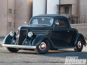 Ford 3 Window Coupe 1936 Ford Three Window Coupe Rod Network