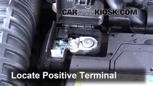 2007 Hyundai Elantra Battery How To Jumpstart A 2012 2016 Hyundai Veloster 2013