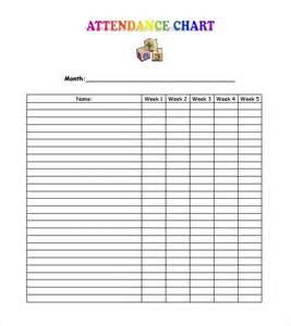 Attendance Sheet Template Word by 9 Attendance Sheet Templates Word Excel Pdf Formats