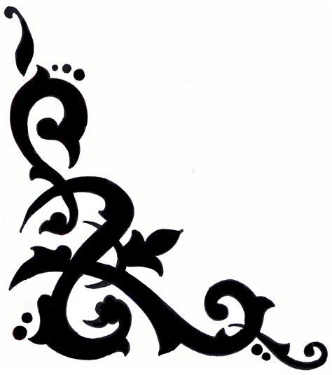 contoh ornamen motif tumbuhan kamaludin godebag