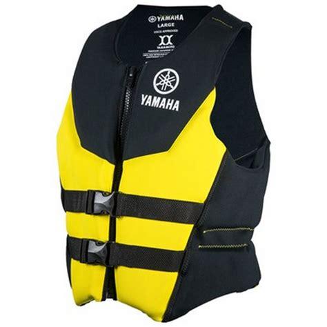neoprene vest oem yamaha s neoprene 2 buckle pfd vest jacket
