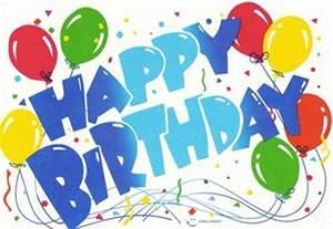 happy birthday illustration symbols amp emoticons