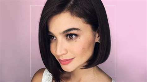 filipino artist with their hair short 8 fresh ways to style short hair according to anne curtis