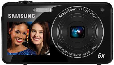 Kamera Samsung Zoom Lens 5x samsung releases new dual view and compact zoom cameras dp interface dp interface