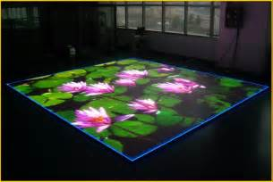 p25 led display floor gl opto electronic