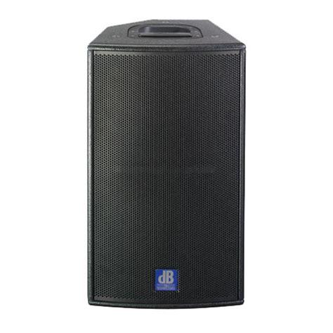 Db Technologies Flexsys F12 db technologies flexsys f12 active pa speaker dv247