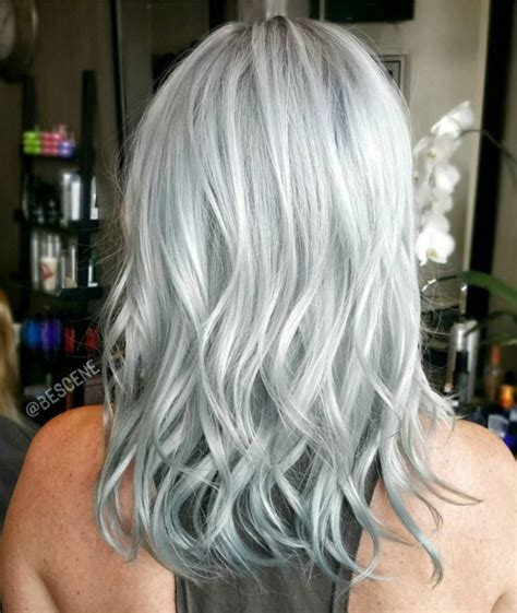 hairstyles for thick grey wavy hair 16 flattering medium hairstyles for girls 2016 jewe blog