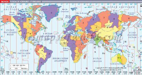 world map with cities and time zones memoire commande de l 233 clairage et mesure