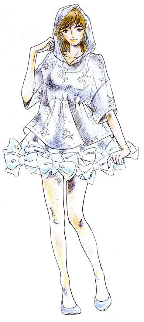 Sketches Fashion by Fashion Sketches Fashion Croqui Model Croqui Sketches