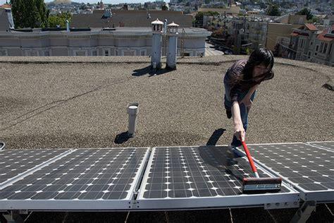 handled squeegee for solar panels how do solar panels last solar power rocks