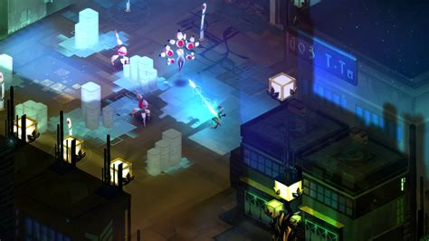 transistor for pc transistor gets release date for pc and playstation 4