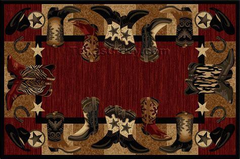 western runner rugs buy western boots 5 x 8 area rug rugs store