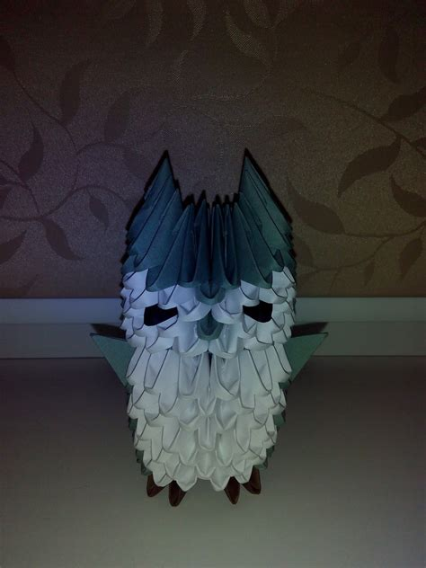 owner of origami owl 3d origami owl by mrweeper on deviantart