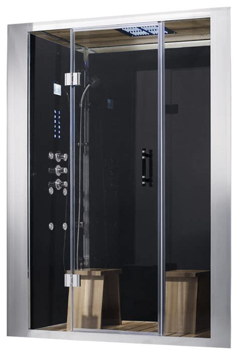 retrofit bathtub athena retrofit steam shower contemporary steam showers by steam showers 4 less