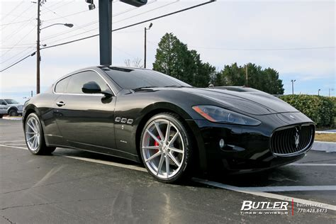 Maserati Rims by Maserati Granturismo Custom Wheels Tsw Bathurst 20x Et