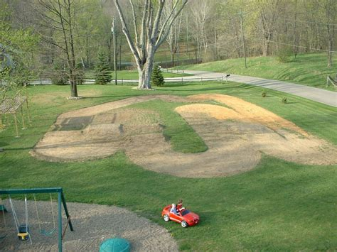 backyard rc track new backyard track zanesville oh r c tech forums gogo papa