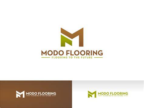 Flooring Logo by Modo Flooring Logo Design Freelancer