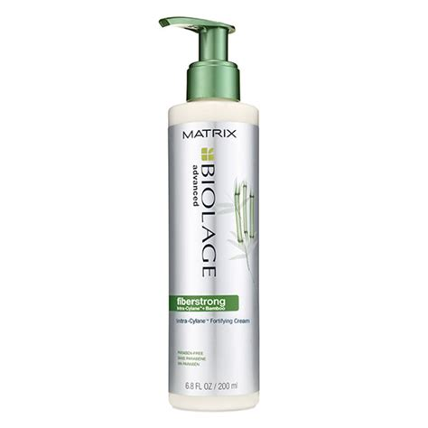 matrix biolage advanced fiberstrong intra cylane fortifying 200ml buy at catwalk