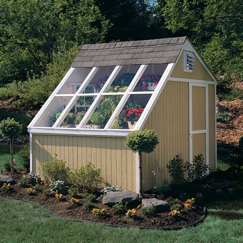 Greenhouse Backyard by Greenhouse Shed Traditional Garage And Shed Other Metro By Backyard Buildings