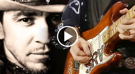 stevie ray vaughan  tightrope  society  rock