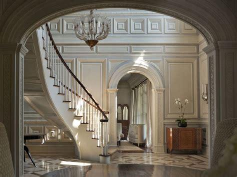 colonial foyer foyer of a georgian colonial mansion in greenwich ct i