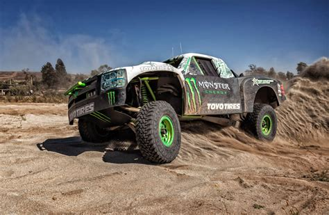 baja truck racing class11 race report from www tflcar com race dezert