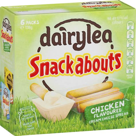 Snackabouts Cheese Spread snackabouts snack chicken cheese 138g woolworths