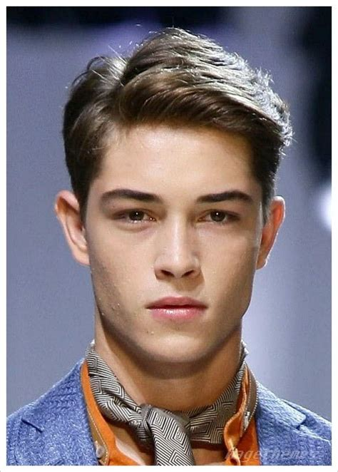 young gentlemans hairstyle the 25 best short male models ideas on pinterest men s