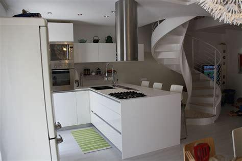 Kitchen Luxury Design by Cucina Penisola Bianco Lucido