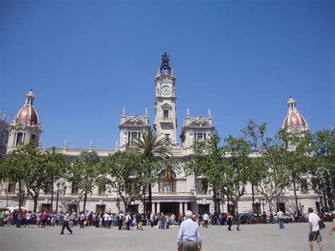 ayuntamiento de valencia ayuntamiento valencia şehir rehberi