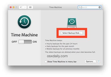 format external hard drive mac for time machine how to set up time machine backups in mac os x