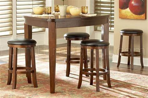 modern counter height dining tables oak modern triangle counter height dining table w options